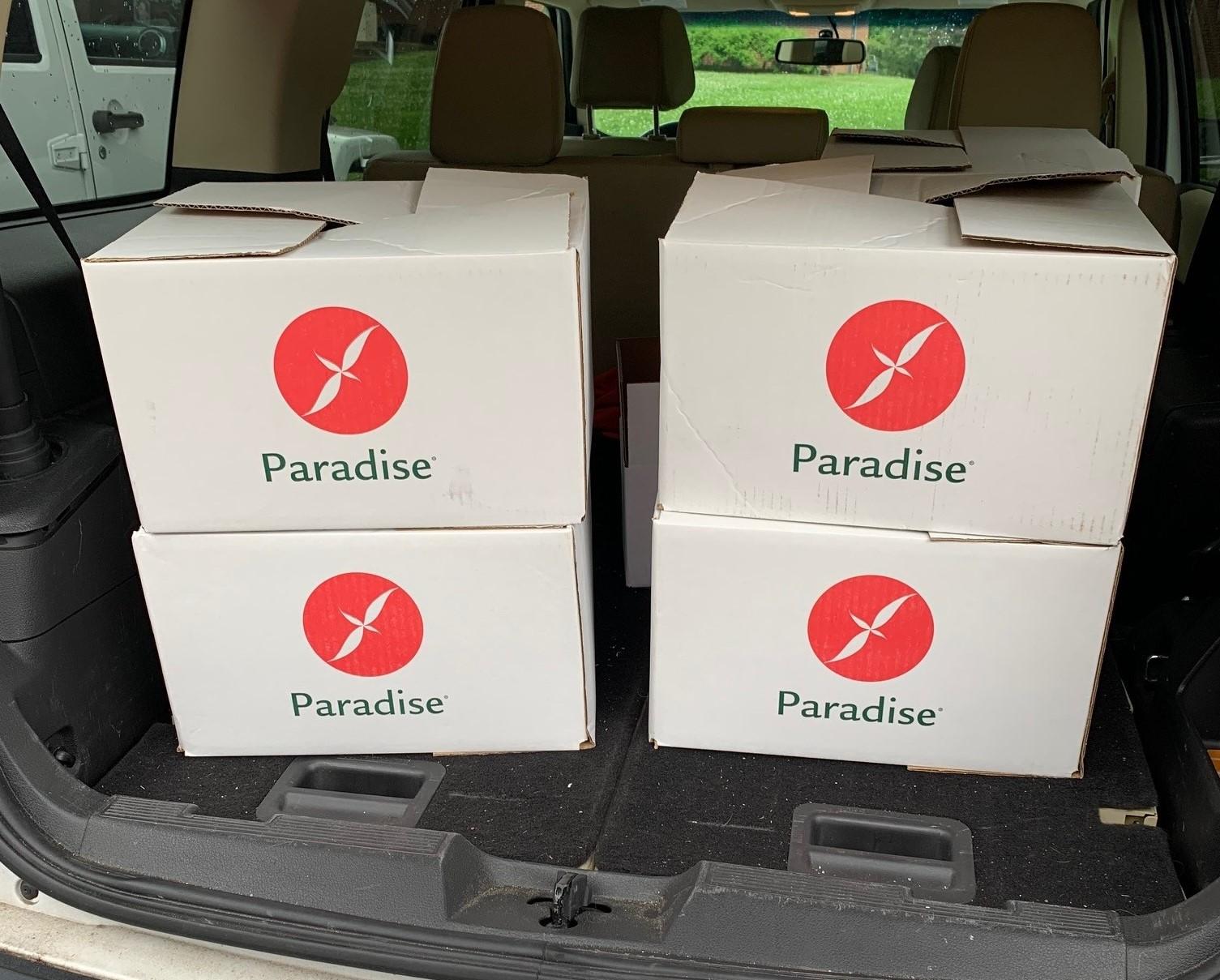 Donor Spotlight: Paradise Tomato Kitchens