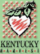 ky harvest green logo